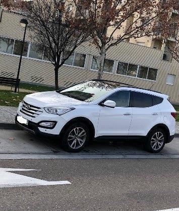 Hyundai santa fe 2.2crdi 4x4 tecno 7s
