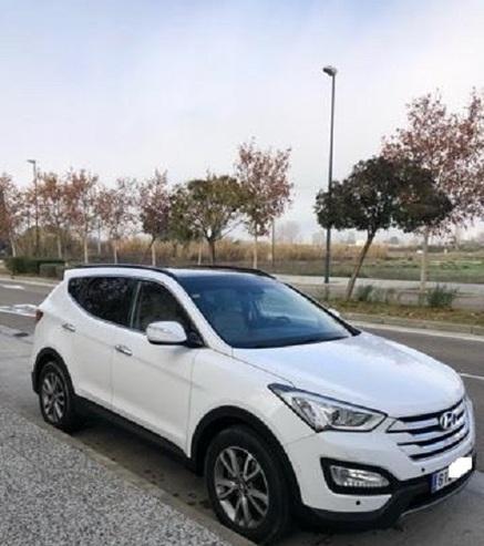 Hyundai santa fe 2.2crdi imepcable