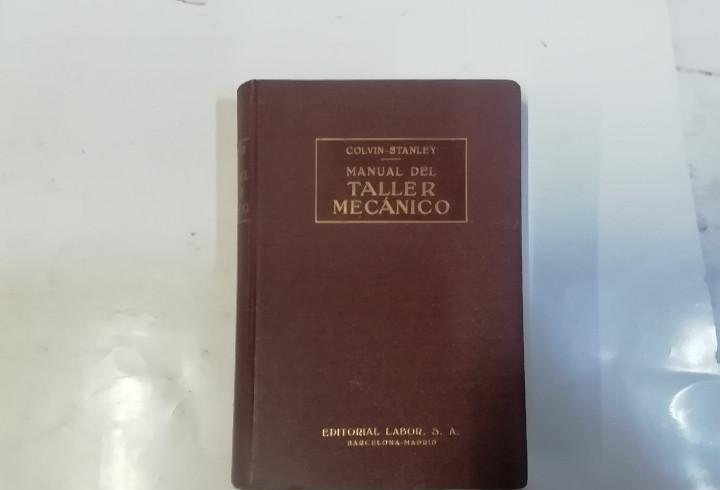 Manual del taller mecánico y vocabulario de taller i -