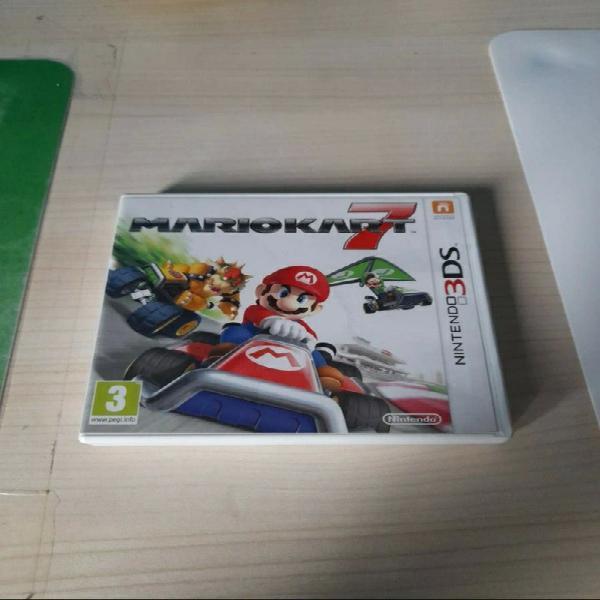 Mario kart 7 nintendo 3ds