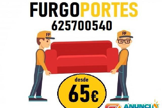 Portes baratos alcobendas 625700r540 pto limpio - madrid