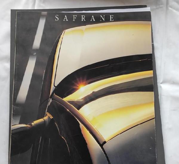 Gran lotes de 34 catálogos coches diferentes marcas