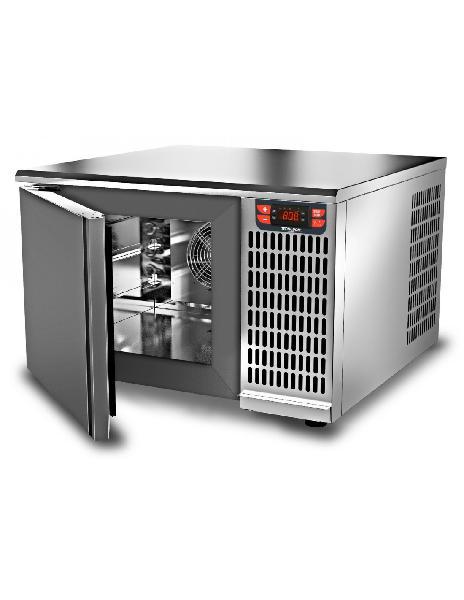 Abatidor de temperatura mixto 3 bandejas gn2/3 atgn23