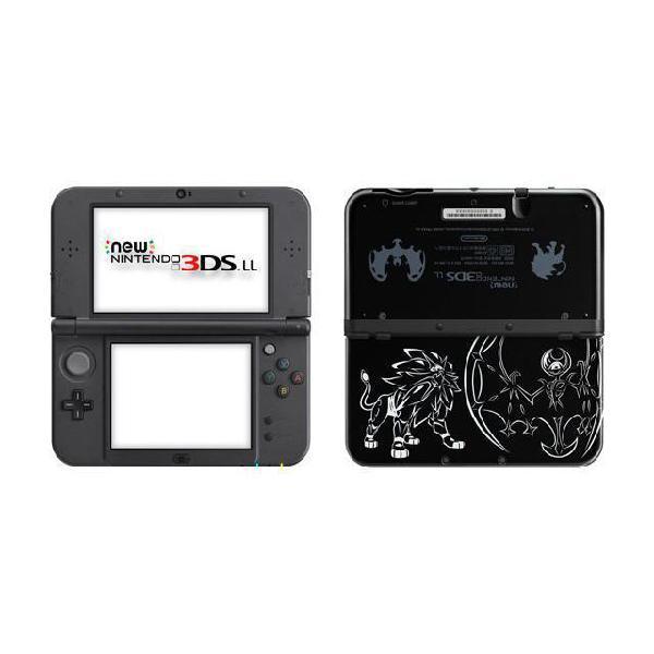 Consola nintendo new 3ds xl edición limitada solgaleo y