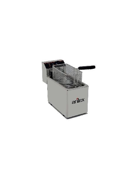 Freidora eléctrica evolution sin grifo capacidad 5 litros