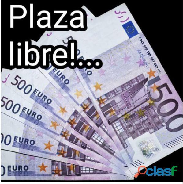 Plaza libre de mucho trabajo en Figueres