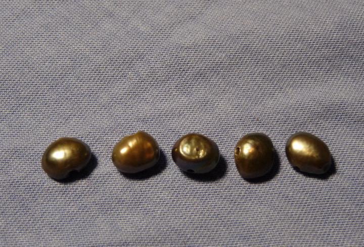 Perlas negras de haiti