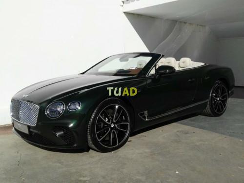 Bentley continental gt c v8 convertible 20my