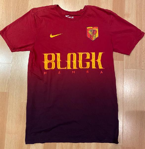 Camiseta black mamba limited edition