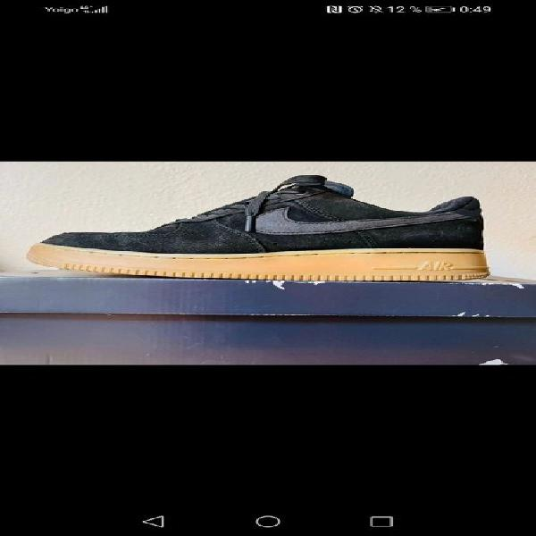 Nike air force 1 07 terciopelo