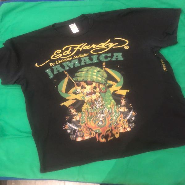 Tee shirt jamaïcain