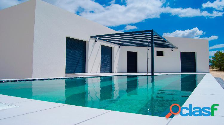 Casa de diseño moderno y espac