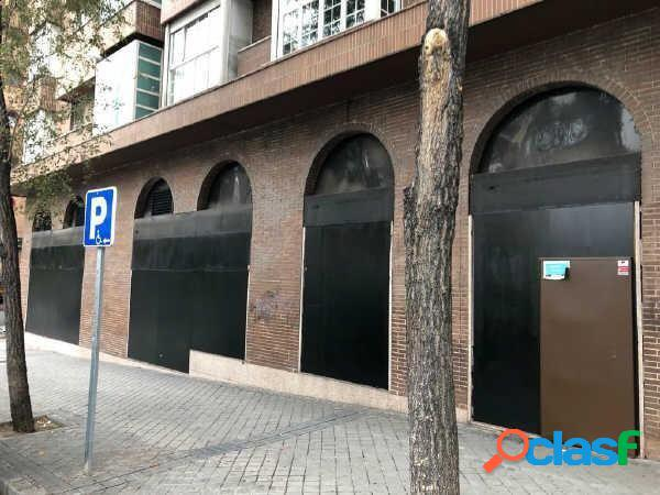 LOCAL COMERCIAL EN VENTA ZONA RETIRO, MADRID 2