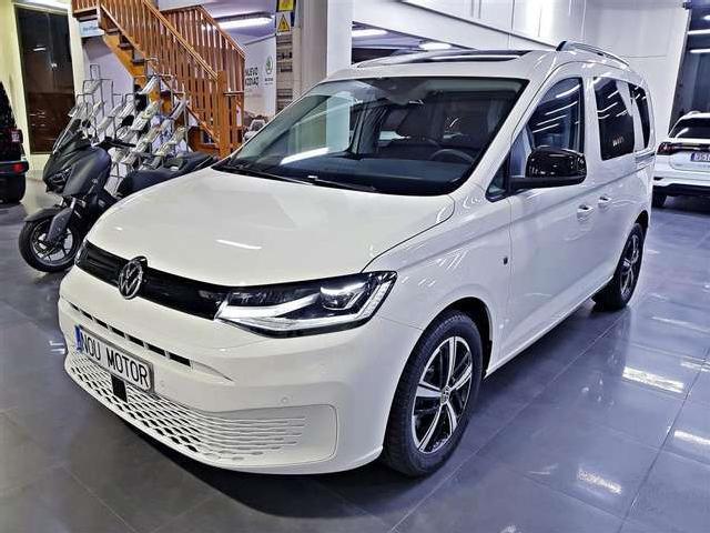 Volkswagen caddy industrial automático de 5 puertas '21