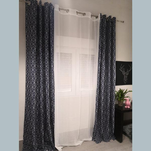 2 cortinas
