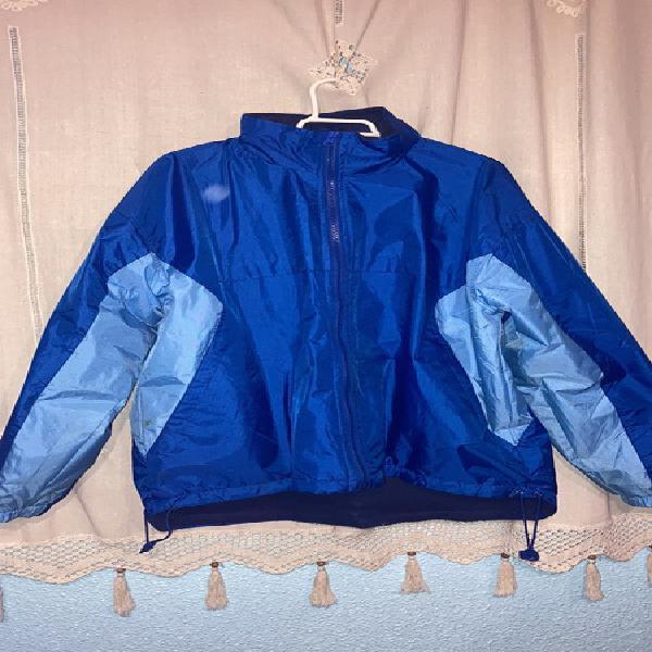 Chaqueta vintage azul