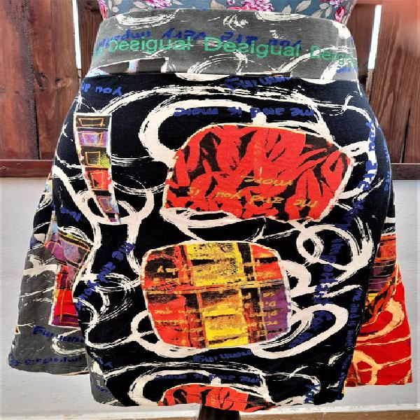 Gorgeous desigual skirt size s - new with tags