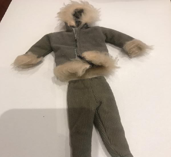Madelman traje polar segunda generación original