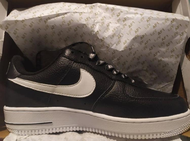 Nike air force one low 07 black nba