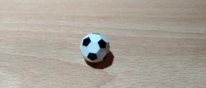 Playmobil balon de futbol pelota futbolista deporte ciudad