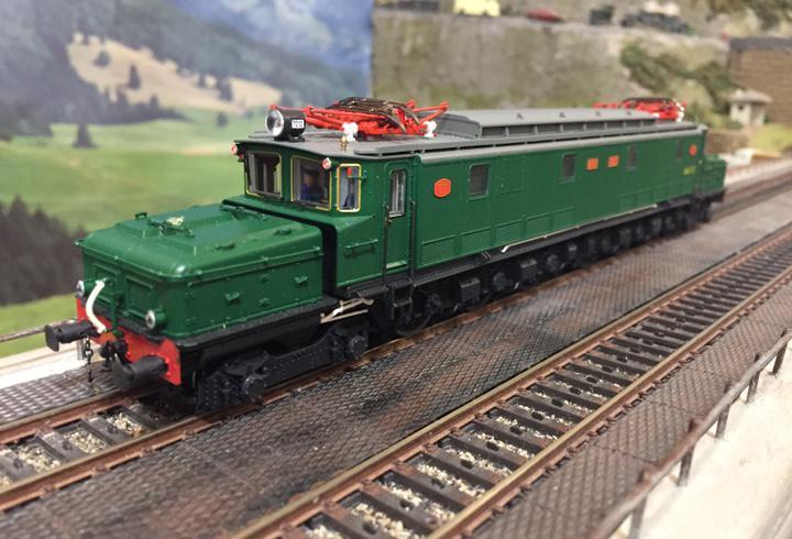 Renfe locomotora 7200, electrotren, dc sonido, nueva