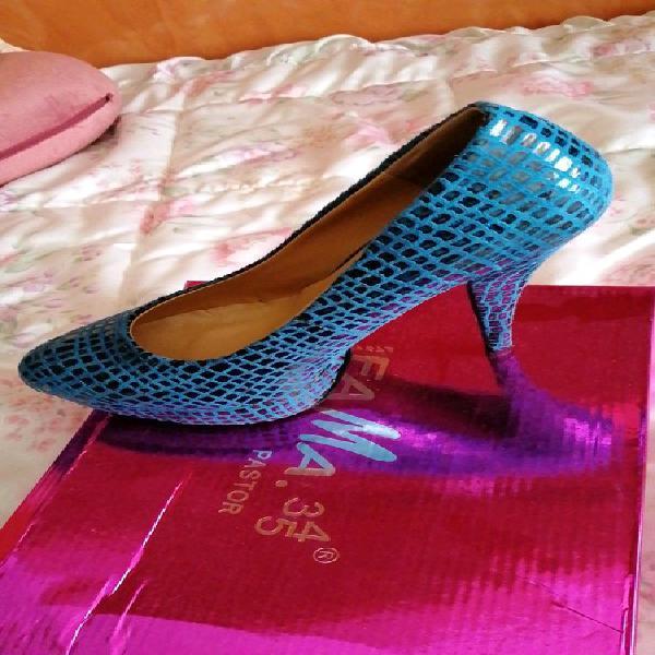 Zapatos tacones nuevos sin estrenar plataforma cómodos