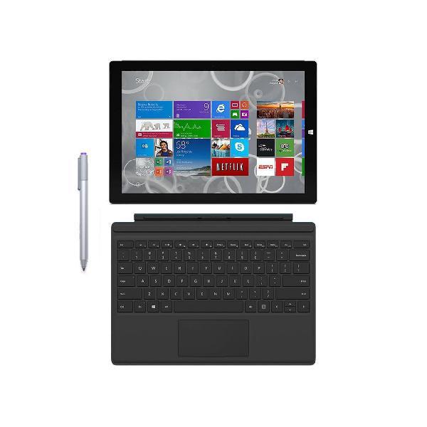 "Microsoft surface pro 3 12/"" core i5 1,9 ghz"