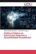 Política pública en educación superior y accesibilidad