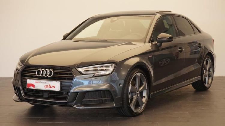 Audi a3 sedán 2.0tdi sport edition s-t 7 150