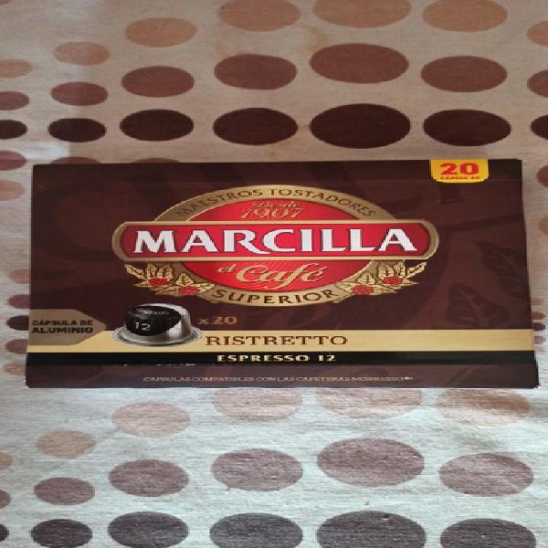 Cafe marcilla ristretto