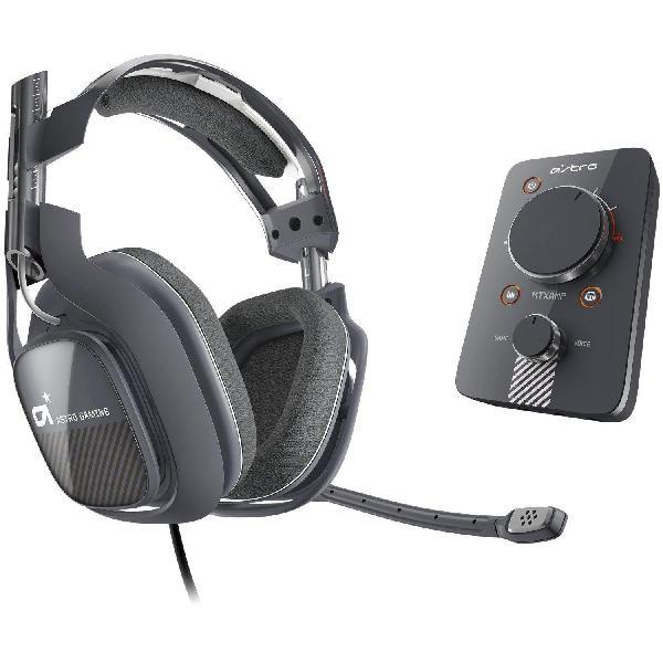 Cascos gaming micrófono astro gaming a40 + mixamp pro