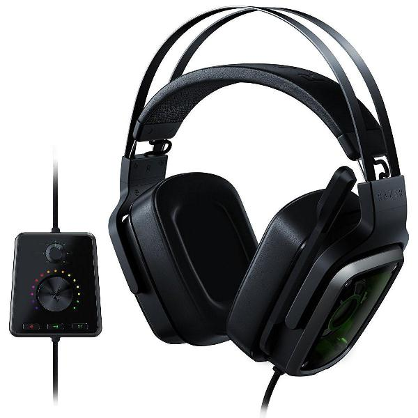 Cascos gaming micrófono razer tiamat 7.1 v2