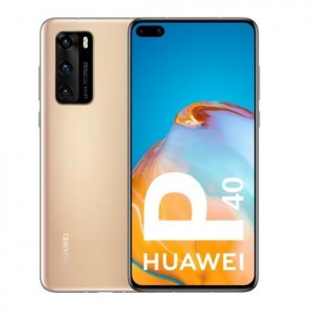 Comprar huawei p40 8/128gb gold libre  inmovil