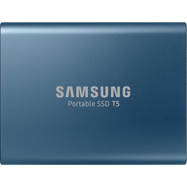 Disco duro externo 250gb usb 3.1 samsung portable ssd t5