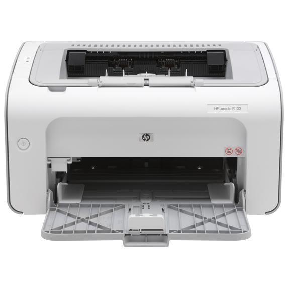 Impresora láser hp laserjet pro p1102