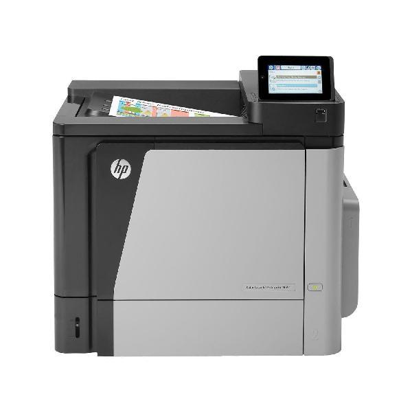Impresora láser a color hp color laserjet enterprise m651dn