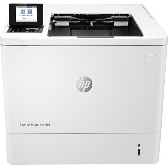 Impresora laser monocromático hp laserjet enterprise m608dn