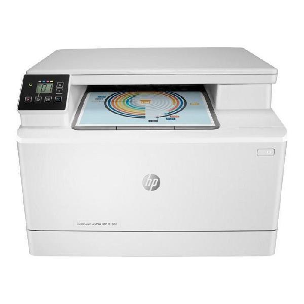 Impresora láser color hp color laserjet pro m182n