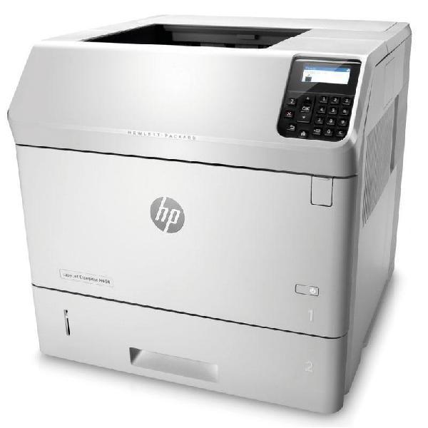 Impresora láser monocromática laserjet hp enterprise m604n