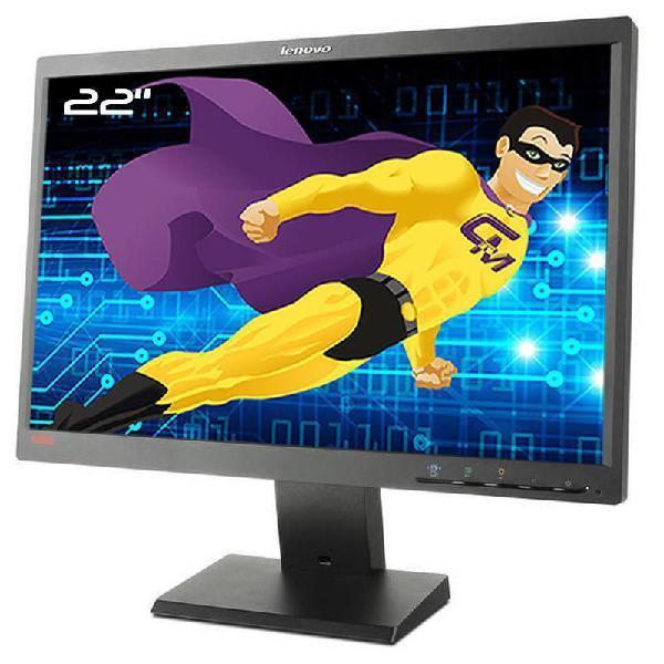 "Monitor 22/"" lcd wsxga+ lenovo thinkvision l2250pwd"