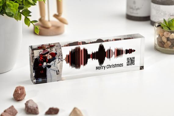 Sound wave art custom soundwave of your personal voice or