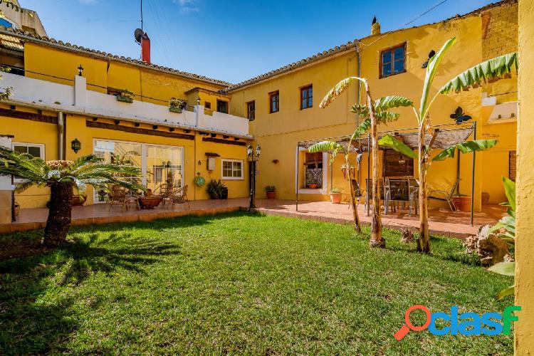 Casa con jardín en benimámet, valencia