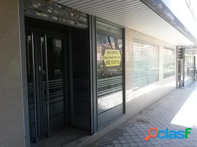 Local comercial en venta y alquiler en moratalaz, madrid, zona de vinateros