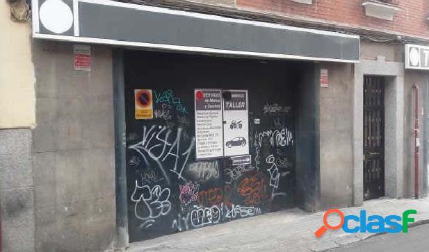 Local comercial en puerta de toledo, embajadores, madrid
