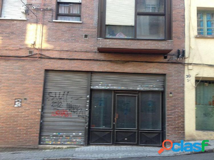 Local comercial en usera, madrid