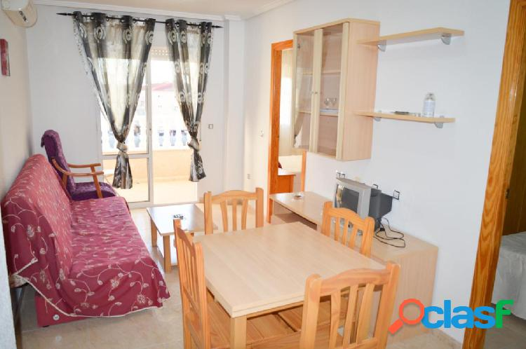 Alquiler piso de dos dormitorios con piscina en Torrevieja, a 600 metros de la playa 1