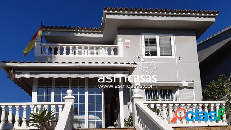 Inmobiliaria en Benicasim vende chalet en Benicasim zona Eurosol 1