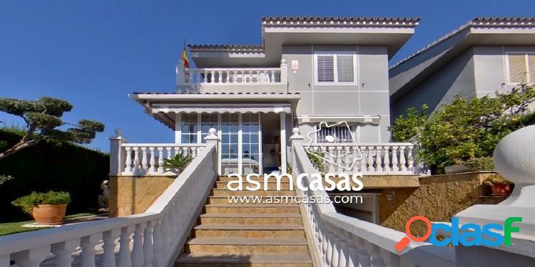 Inmobiliaria en Benicasim vende chalet en Benicasim zona Eurosol 2