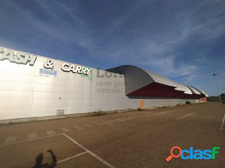 Activo bancario, nave industrial en carretera de madrid