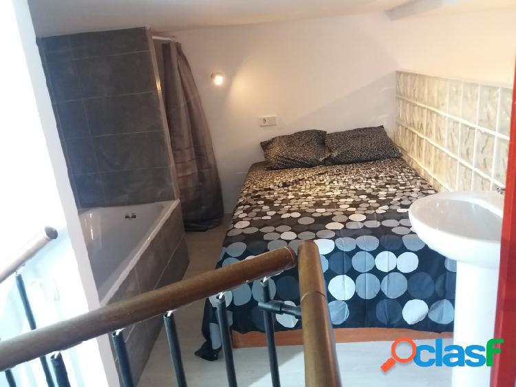 Piso 2 habitaciones, duplex venta madrid